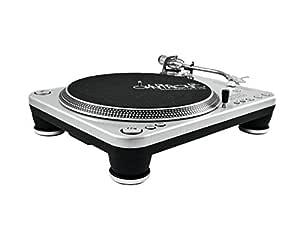 Omnitronic 10603004 - Plato para DJ, color plateado: Amazon ...