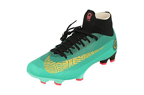 61586cf66 Nike Superfly 6 Pro CR7 FG Mens Football Boots AJ3550 Soccer Cleats (UK 8  US 9 EU 42.5