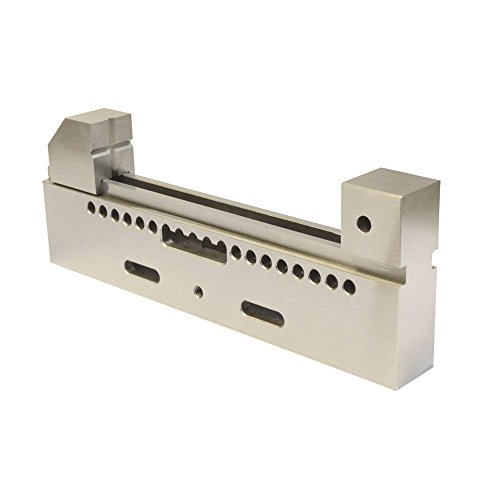 8'' High Precision Stainless Steel Wire Cut Vise Hardened Milling .0002 Mill Lathe