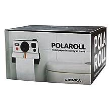 Polaroll Toilet Paper Holder Vintage Camera Polaroid Home Improvement Happy Gift