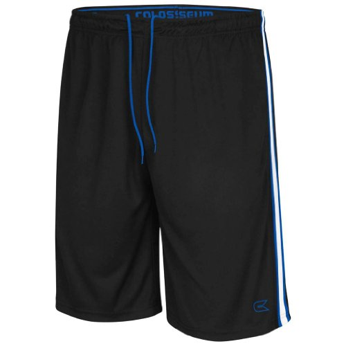 Colosseum Athletic Basketball Shorts (Black) - L Colosseum Basketball Shorts