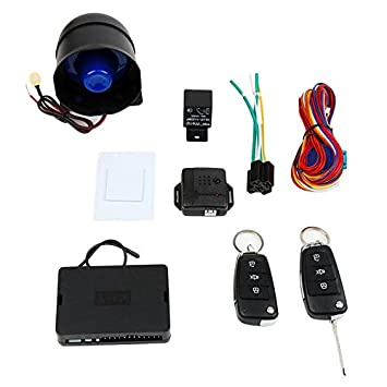 Newgrees CARSFORM 12V Kit de Sistema de Alarma de Coche ...