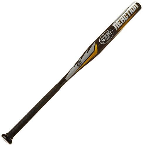 Louisville Slugger Reaction Softball Bat - Black, 28 Oz