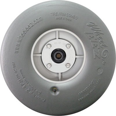 Wheeleez Low Pressure Polyurethane Wheel 19 3in Dia X