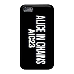 Marycase88 Iphone 6 Perfect Cell-phone Hard Covers Customized Nice Alice In Chains Band Pattern [Wno15708HqZd]
