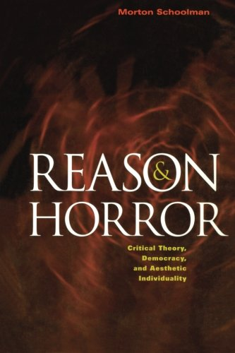Reason and Horror: Critical Theory, Democracy and Aesthetic Individuality
