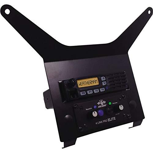 PCI Storage Box Mounting Bracket For Intercom And ICOM Mobile Race Radio On Polaris RZR 1000 XP