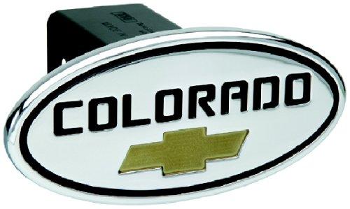 Tm Performance Emblem - TM Performance 37073 Black Chevy Colorado with Gold Bowtie Oval 2