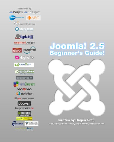 Graf Van (Joomla! 2.5 - Beginner's Guide)