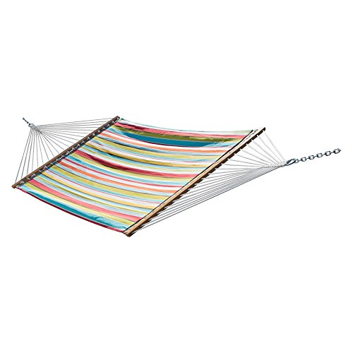 41G6yWus29L - Vivere Quilted Double Fabric Hammock