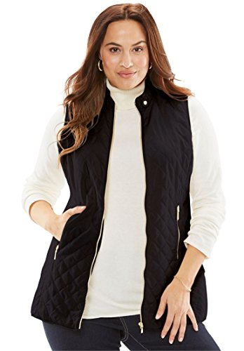 Quilted Ribbed Vest - 5