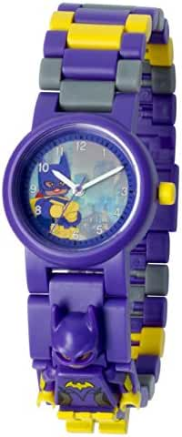 LEGO Batman Movie Batgirl Kids Minifigure Link Buildable Watch