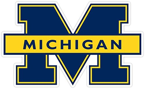 - Michigan Wolverines NCAA Vinyl Sticker 8