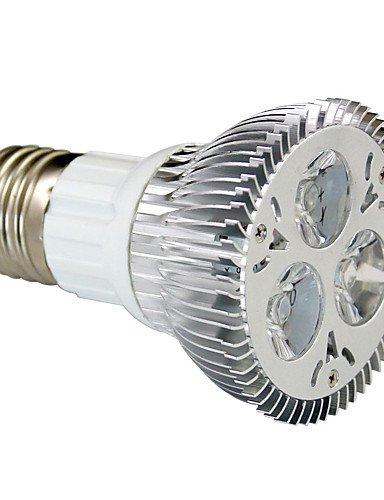 HJLHYL MND Luces PAR Bestlighting PAR20 E26/E27 9 W 3 LED de Alta Potencia 480-640 LM Blanco C¨¢lido / Blanco Fresco AC 100-240 V 1 pieza, warm white-30¡ã ...
