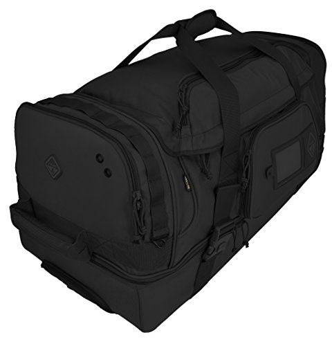 - HAZARD 4 Shoreleave Compartmentalized Rolling Luggage - Black