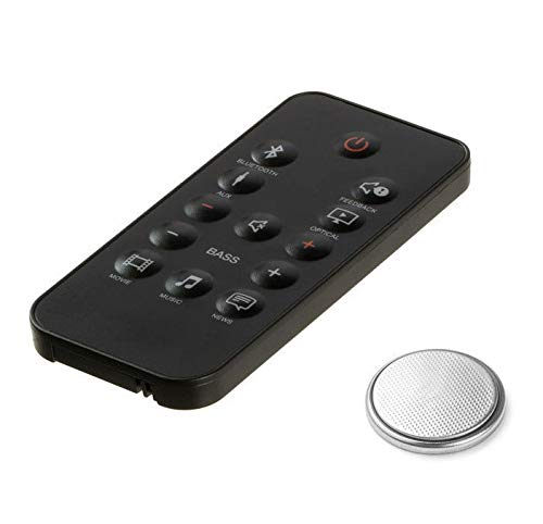 Remote Control Fit For JBL SB150 Soundbar Cinema SB150 Sound Bar 150 With CR2025 Battery