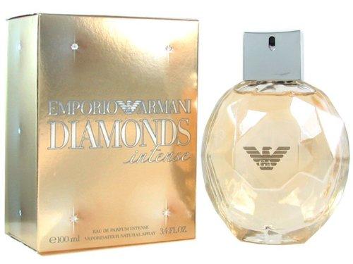 EMPORIO ARMANI DIAMONDS INTENSE FOR WOMEN GIORGIO ARMANI 100ML 3.4OZ  EDP