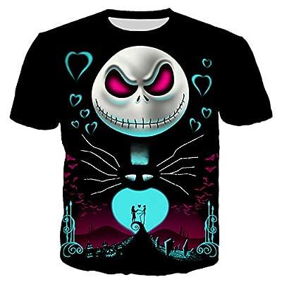 PLstar Cosmos Ahegao Printed T-Shirt 3D Printed Short Sleeve Venom Unisex