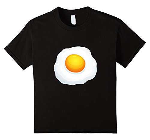 Homemade Costumes Kids (Kids Deviled Eggs Costume Shirt homemade t-shirt 8 Black)