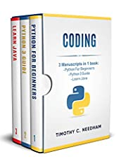 This Box Includes 4 Manuscripts in 1 book:- Python For Beginners: A Crash Course Guide To Learn Python in 1 Week- Python 3 Guide: A Beginner Crash Course Guide to Learn Python 3 in 1 Week - Learn Java: A Crash Course Guide to Learn Java in 1...