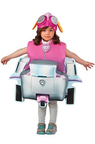 Rubie's Paw Patrol Skye 3D Child Costume, -