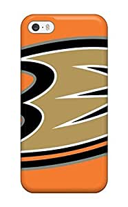 Durable Protector Case Cover With Anaheim Ducks (6) Hot Design For Iphone 5/5s by kobestar