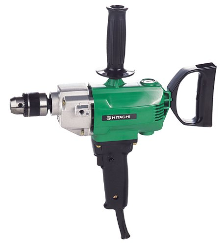 Hitachi D13 1/2-Inch 6.2 Amp Drill with Spade Handle ()