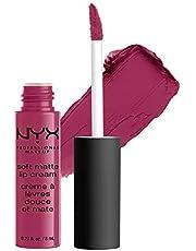 NYX Professional Makeup Soft Matte Lip Cream - Prague, Beijing