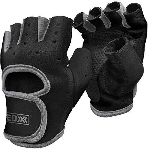 EDX Workout Gloves Weight Lifting for Men Gym, Fitness, Exercise, Powerlifting