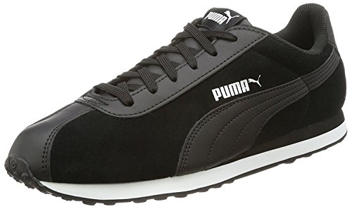 Black Black Turin Puma Femme De Chaussons Gymnastique Pour Sd puma x7xH0qOwF6