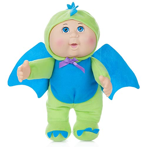 Cabbage Patch Kids Cuties Fantasy Friends 9 Inch Soft Body Baby Doll - Rae Dragon