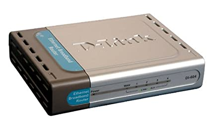 D-Link DI-604 Router Drivers Update