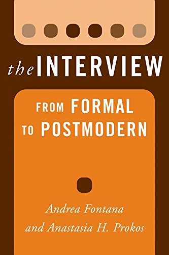 The Interview: From Formal to Postmodern