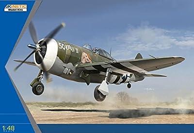 Kinetic K3208–Model Kit P-47D Razorback