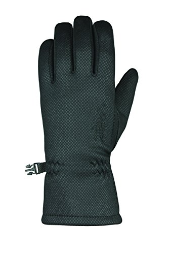 (Seirus Innovation Women's Xtreme All Weather Textures Gloves, Medium, Black Diamond)