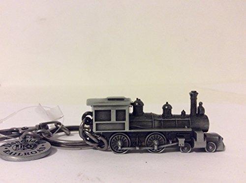 Disney Gallery Disneyland - Disneyland Resort Railroad Train Metal Keychain