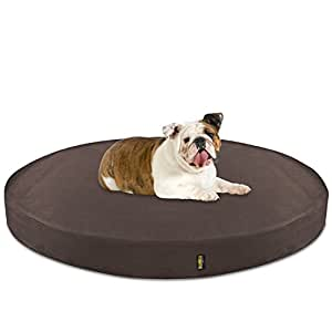 Amazon.com : KOPEKS Deluxe Orthopedic Memory Foam Round