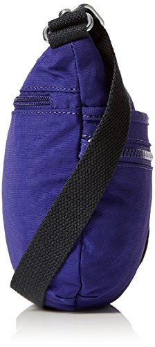 Purple S Mujer Kipling Arto Morado H x para x W L Summer cm Bandolera 15x24x45 Bolso qwXZ514TX