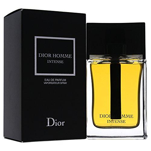 Edp Intense Spray - Christian Dior Dior Homme Intense Eau de Parfum Spray for Men, 3.4 Ounce