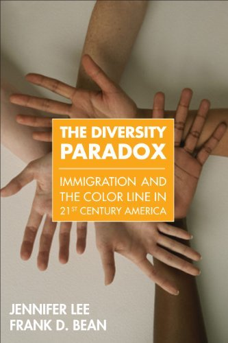 The Diversity Paradox: Immigration and the Color Line in Twenty-First Century America by Jennifer Lee (2012-04-05)