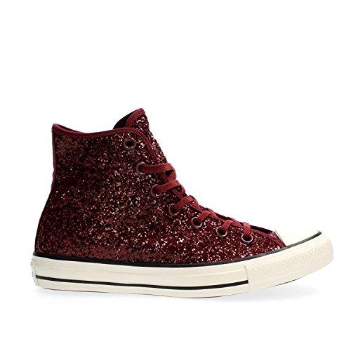 Paillet Tissu Star Converse All Hi Chaussures wxq8BCX