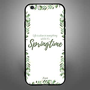 iPhone 6 Plus Spring time