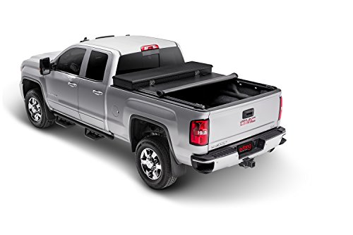 Extang Express Tool Box Roll-up Truck Bed Tonneau Cover | 60715 | fits Ford Full Long Bed (8 ft) 97-03