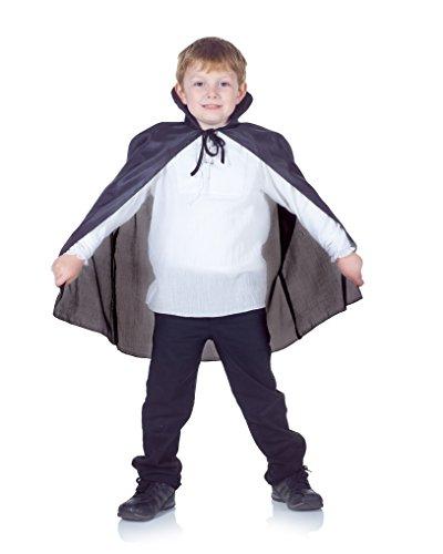 Children's Taffeta Cape Costume