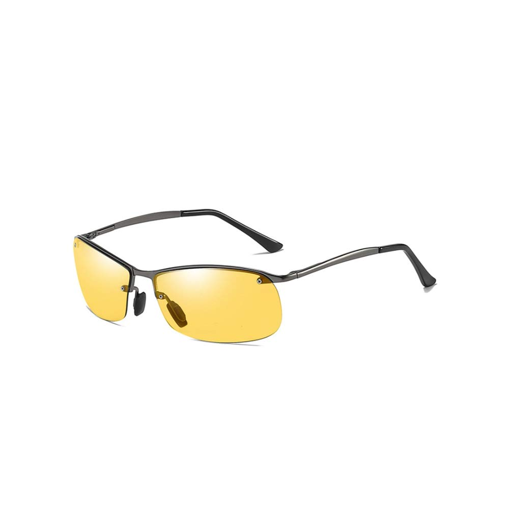 AZSXDC Car Night Driving Glasses Anti-Glaring Vision Driver Safety Sunglasses Eye Wear Goggle by AZSXDC