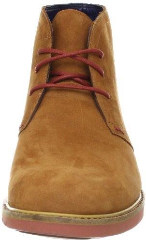 Cole Haan Mens Great Jones Chukka Boot Woodbury Nubuck/Brick 7rWB4Mt