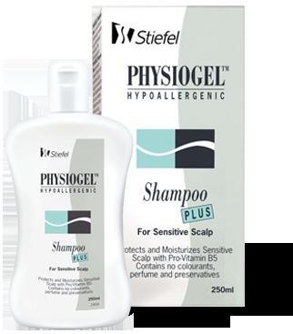 Physiogel Plus Shampoo