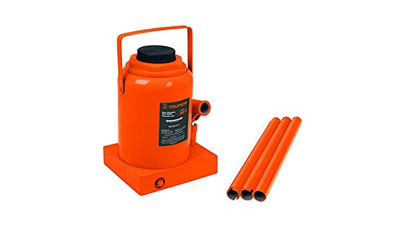 Amazon.com: TRUPER GAT-50 50-Ton Hydraulic Bottle Jacks 18 7/8