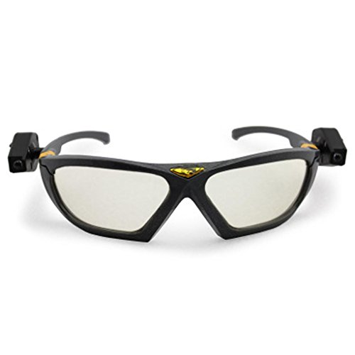 Goggles Goggles Goggles Night Spotlights Lunettes de protection High Brightness Luminous Mines Night Ride