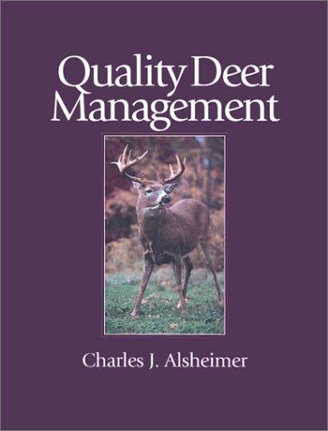 Quality Deer Management Basics Beyond product image